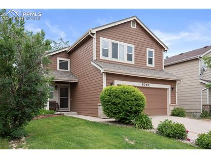 6040 Emma Lane Colorado Springs, CO MLS# 5023527