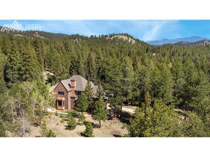 945 Lucky Lady Drive Woodland Park, CO MLS# 5059896