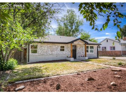 1413 Arch Street Colorado Springs, CO MLS# 5180893