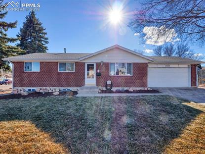 3507 E Bijou Street Colorado Springs, CO MLS# 5192373