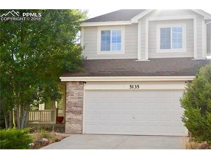 5135 Stone Fence Drive Colorado Springs, CO MLS# 5438560