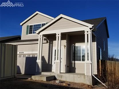 14198 Albatross Drive, Colorado Springs, CO