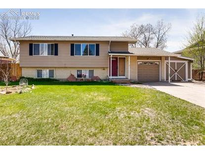 49 Watson Boulevard Colorado Springs, CO MLS# 5475708