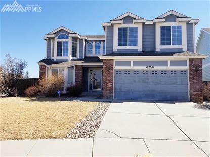 7041 Auburn Hills Court, Colorado Springs, CO