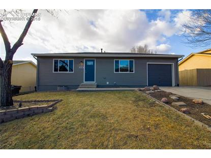 258 Vehr Drive Colorado Springs, CO MLS# 5731220