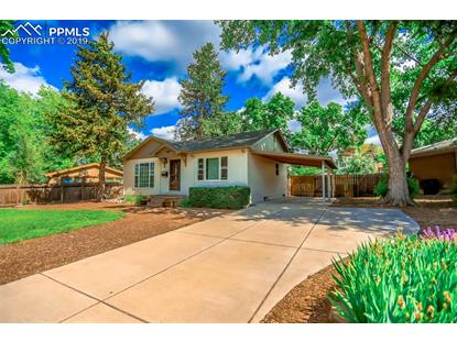 2400 Paseo Road Colorado Springs, CO MLS# 5788015