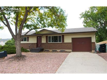3997 Half Turn Place Colorado Springs, CO MLS# 5810452