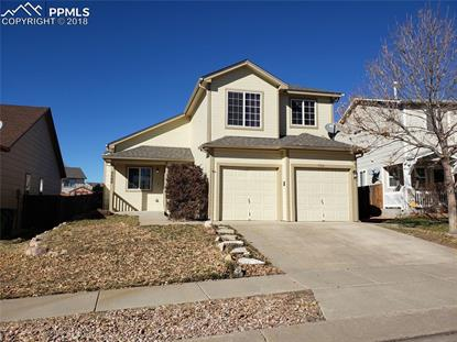 5568 Prairie Schooner Drive, Colorado Springs, CO
