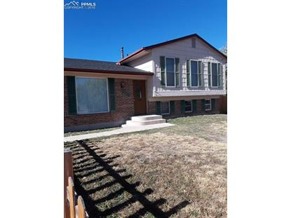 2550 E prescott Circle Colorado Springs, CO MLS# 6045953