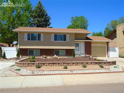506 Jersey Lane, Colorado Springs, CO