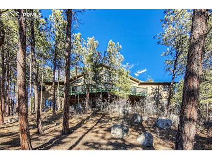 17360 Caribou Drive Monument, CO MLS# 6166797