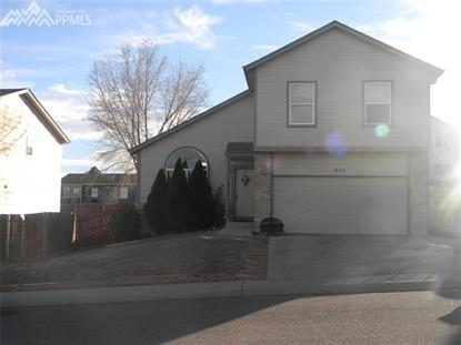 923 White Stone Way, Fountain, CO