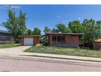 11 Jewel Avenue Colorado Springs, CO MLS# 6345022