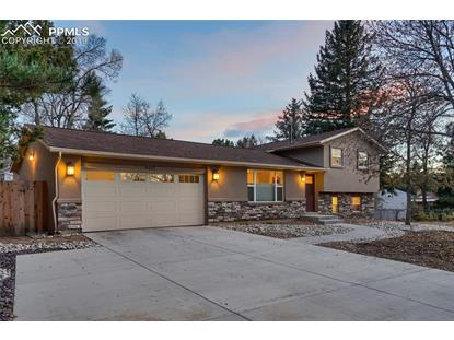 4427 Ranch Circle Colorado Springs, CO MLS# 6520242