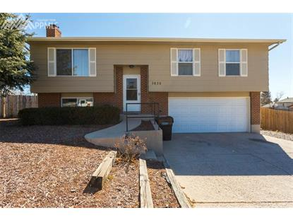 1635 Hathaway Drive, Colorado Springs, CO