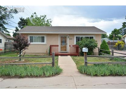 1223 Pando Avenue Colorado Springs, CO MLS# 6572121
