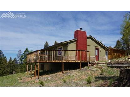 58 Columbine Road Woodland Park, CO MLS# 6576111