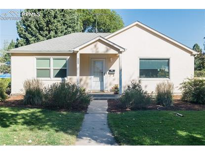 2403 Balboa Street Colorado Springs, CO MLS# 6632346