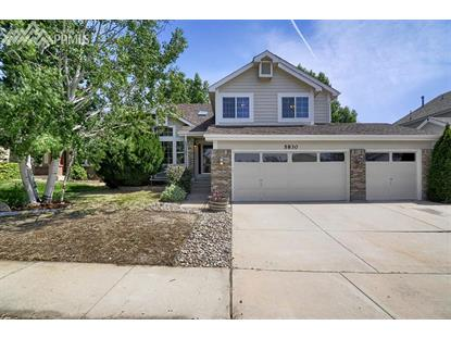 5830 Instone Circle, Colorado Springs, CO