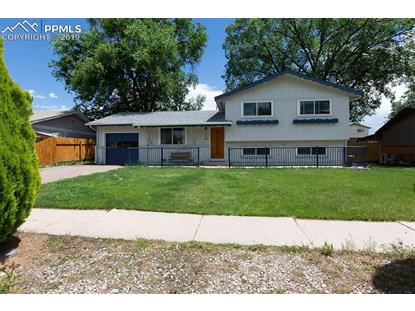 1223 Royale Drive Colorado Springs, CO MLS# 6815860