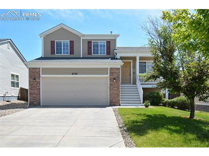 6591 Trenton Street Colorado Springs, CO MLS# 7040778