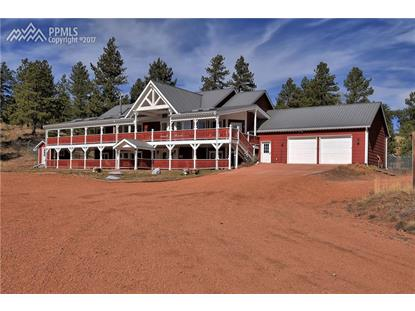 577 Pikes Peak Drive Florissant, CO MLS# 7163229