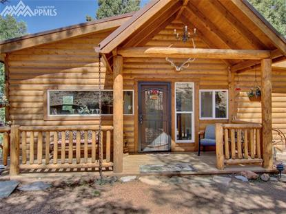 705 Bennett Drive, Cripple Creek, CO