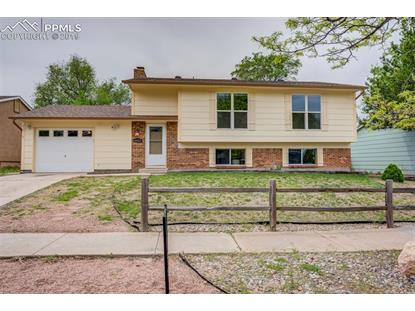 4465 Beaumont Road, Colorado Springs, CO