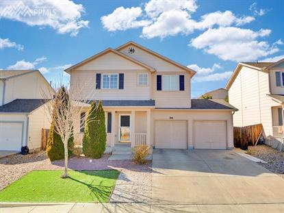 206 Audubon Drive, Colorado Springs, CO