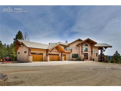 502 Kylie Heights Drive Woodland Park, CO MLS# 7432138