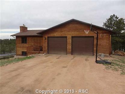 4265  Cedar Mountain RD, Divide, CO