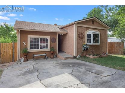 1027 Arch Street Colorado Springs, CO MLS# 7558211