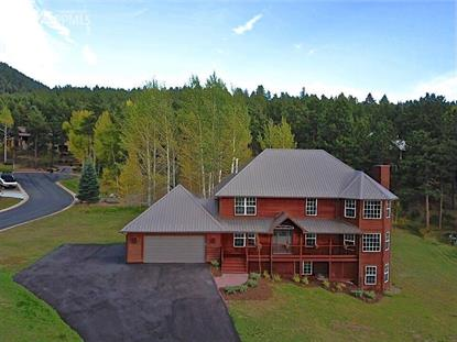 751 Majestic Parkway, Woodland Park, CO
