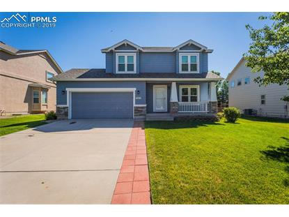 3669 Tail Wind Drive Colorado Springs, CO MLS# 7663122