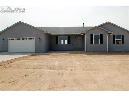 1646 E Silverwood Drive Pueblo West, CO MLS# 7814780