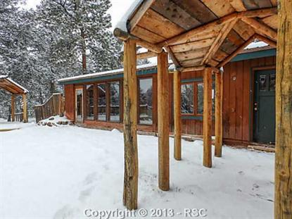 3145  Cedar Mountain RD, Divide, CO