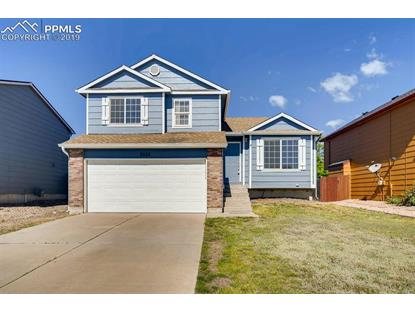 2532 Weyburn Way Colorado Springs, CO MLS# 7846532
