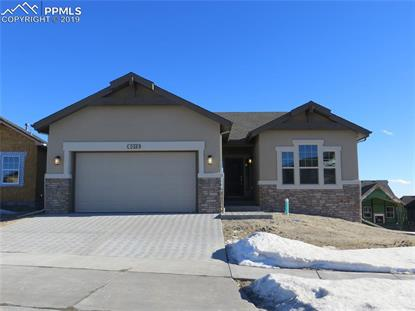 6015 Griffin Drive Colorado Springs, CO MLS# 7924604