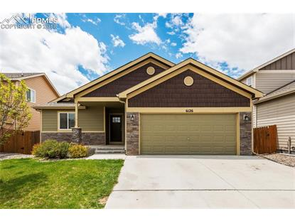 6126 Rocking Chair Lane Colorado Springs, CO MLS# 7958095