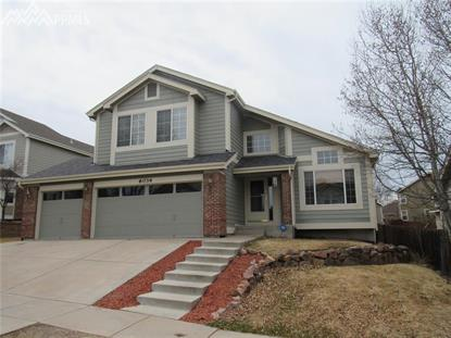 6034 Mapleton Drive, Colorado Springs, CO