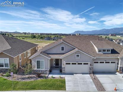 1490 Promontory Bluff View Colorado Springs, CO MLS# 8028301