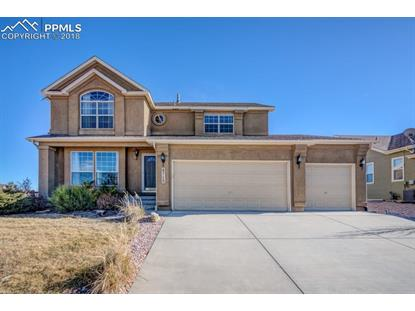 8715 Country Creek Trail Colorado Springs, CO MLS# 8042977