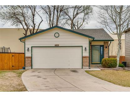 4802 Witches Hollow Lane, Colorado Springs, CO