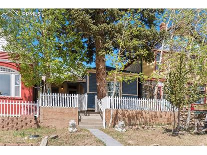 323 S 4th Street Victor, CO MLS# 8288824