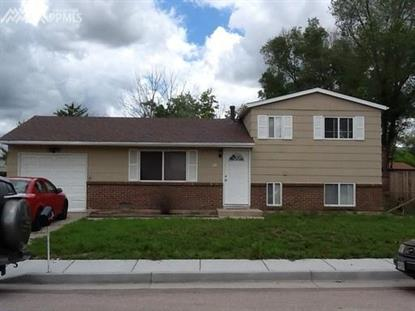 111 Cherry Circle Fountain, CO MLS# 8305321