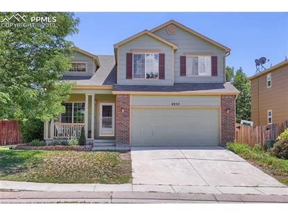 4255 Gunbarrel Drive Colorado Springs, CO MLS# 8342256