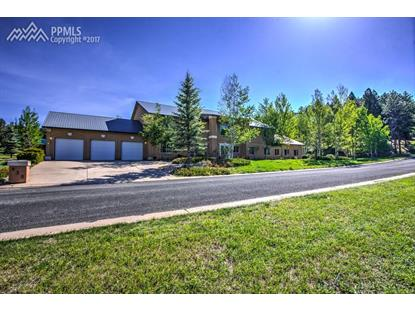 920 Heather Court Woodland Park, CO MLS# 8365353