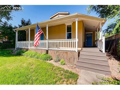 630 N Corona Avenue Colorado Springs, CO MLS# 8372553