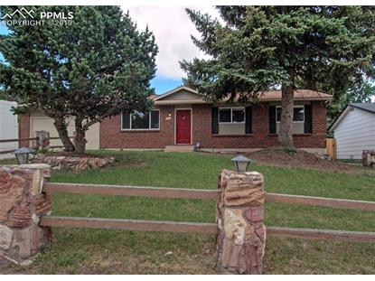 4815 Nightingale Drive Colorado Springs, CO MLS# 8421263