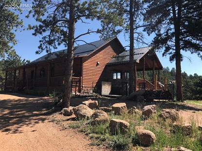 4573 Highway 24 Highway Florissant, CO MLS# 8589460